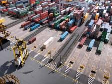DP World haalt 90.000 vrachtwagens van de weg