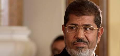 'Oud-president Morsi van Egypte overleden in rechtszaal'