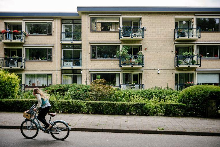 Verouderde woningen aanpassen is duur. Beeld Hollandse Hoogte / Erik van 't Woud