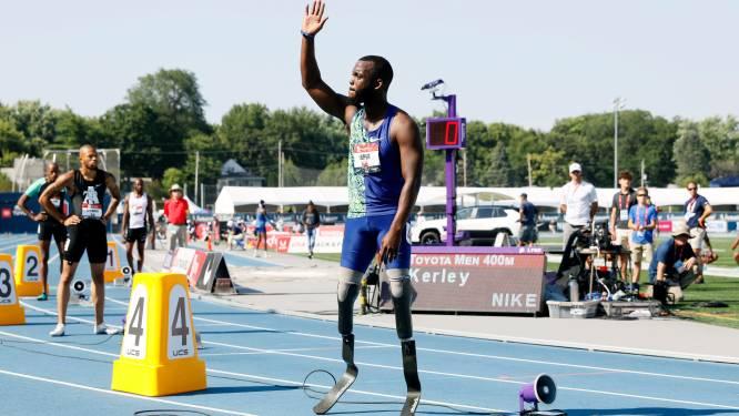 """Atleet zonder onderbenen vecht """"racistisch"""" vonnis aan om er toch bij te zijn op Spelen bij valide atleten"""