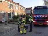 Meterkast vliegt in brand bij snoeien van de heg in Doetinchem