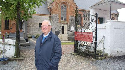 Daknam neemt afscheid van geliefde pastoor Guido Huys