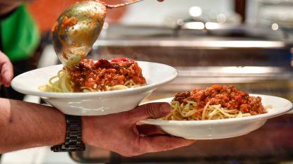 Spaghetti bij N-VA Zwalm