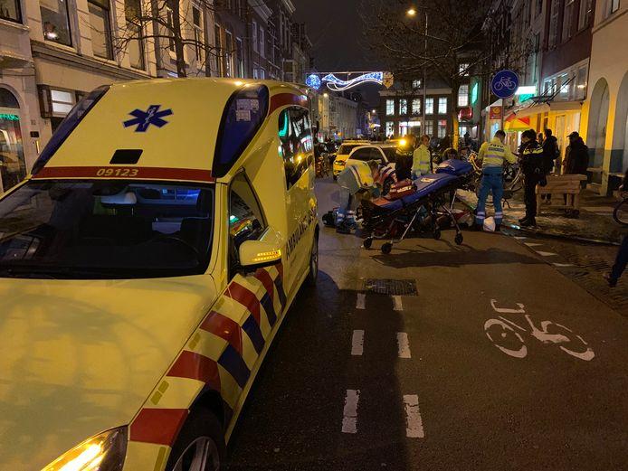 Afgelopen woensdag vond in Utrecht opnieuw een ongeval plaats met een maaltijdbezorger. De bestuurder van een bezorgscooter kwam in botsing met een fietsster. Ze raakten allebei gewond.