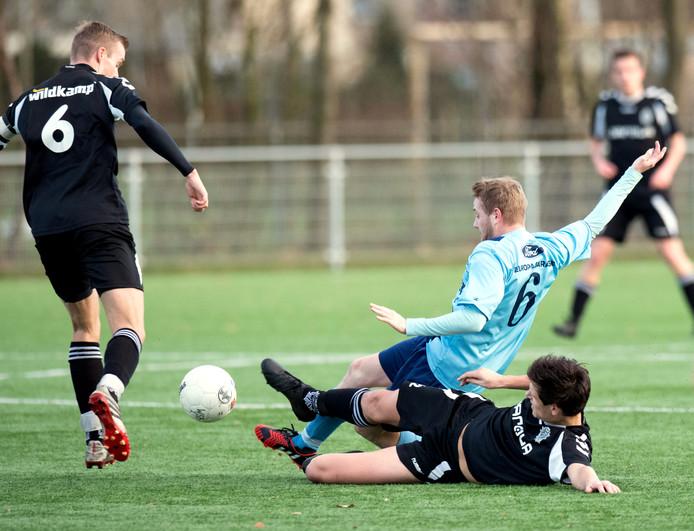 Sportclubs in Hardenberg betalen vanaf volgend jaar iets meer voor de huur van hun accommodatie.