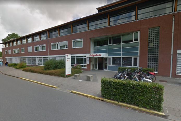 Het Jelgerhuis in Leeuwarden