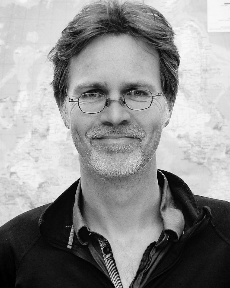 Danny de Vries is antropoloog op het gebied van gezondheid en zorg aan de Universiteit van Amsterdam. Beeld