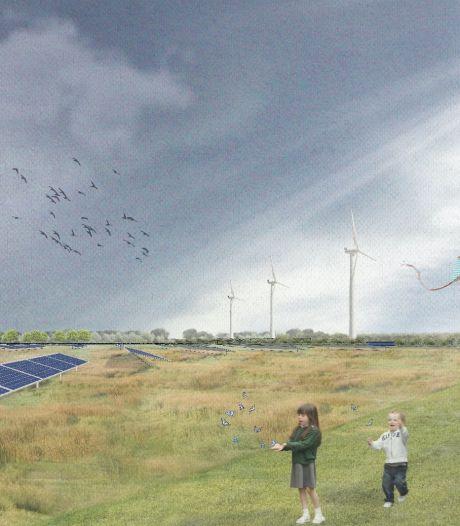 Gennep wil meedoen aan energielandgoed in Bergen