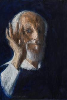 Willem den Ouden (91): 'Voor een zelfportret hoeft niemand lang te poseren'