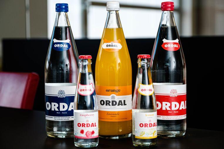 Enkele producten van Ordal.