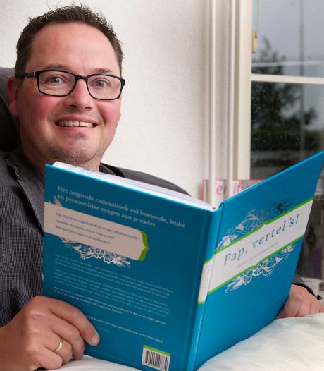 ALS-patiënt Hanno Bos gaat toch te water: London City Swim