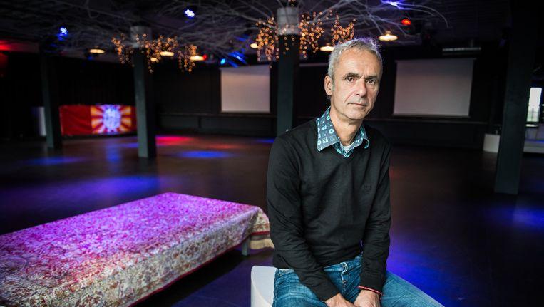 Shanto IJzendoorn, eigenaar van Club Lite Beeld Mats van Soolingen