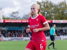 Jeugdig FC Twente Vrouwen speelt gelijk bij FSV Gütersloh