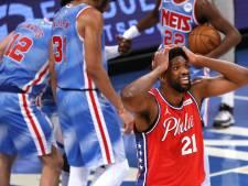 Brooklyn Nets eindigt zegereeks Philadelphia 76ers
