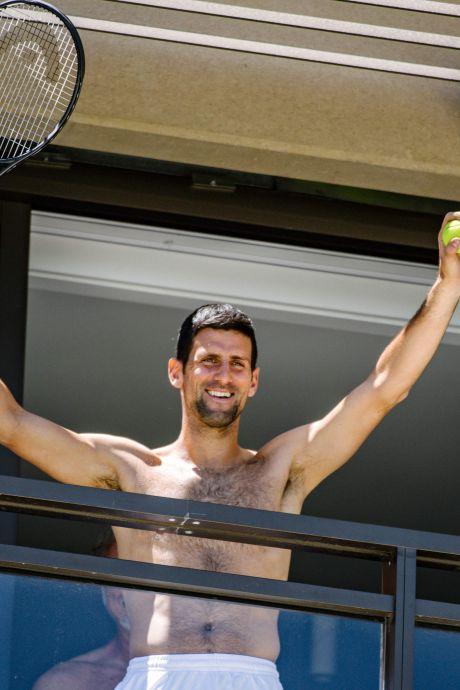 LIVE | Djokovic vraagt om begrip verzoek privileges, onduidelijkheid over positieve testen Australian Open