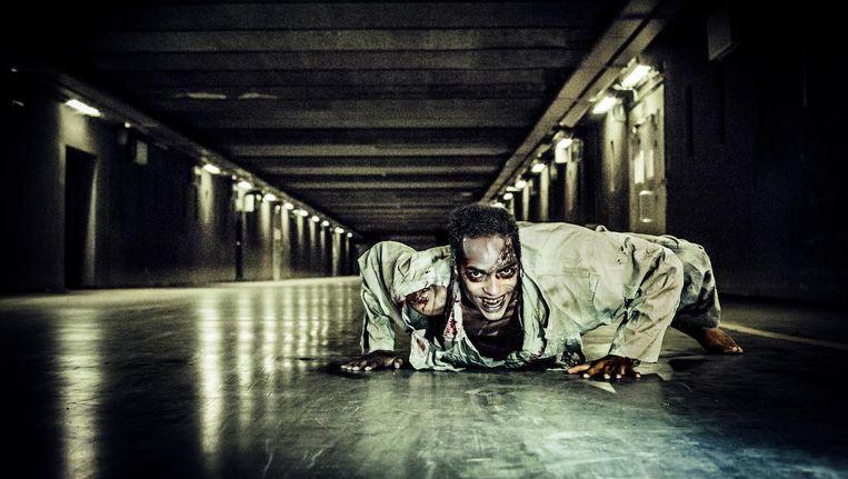 Wie durft door de gangen van de Bijlmerbajes te dwalen? Beeld Paul van der Doef