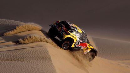 Sébastien Loeb wint tweede rit in Dakar, Giniel De Villiers neemt de leiding