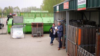 Mobiel recyclagepark komt naar Mechelaars toe