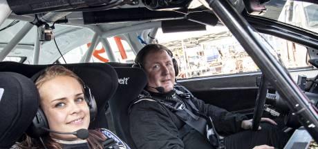 Zieke echtgenote inspireert Almelose rallycoureur Jeroen door te gaan: 'Bij ons is het glas altijd halfvol'