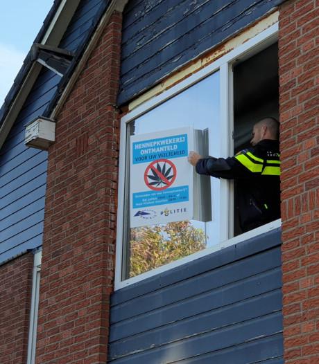 Wietplantage ontdekt in woning naast kinderdagverblijf in Hengelo