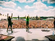 Bijna 20.000 bezoekers voor festival Central Park bij recreatieplas Strijkviertel