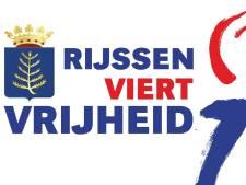Ook Rijssen krijgt een vlag, om toch stil te staan bij 75 jaar bevrijding
