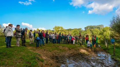 Nieuw record voor Natuurpunt in Horebeke: meeste aantal leden per honderd inwoners in Oost-Vlaanderen