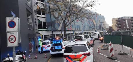 Man met vuurwapen in centrum Breda