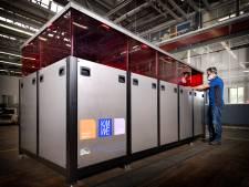Nieuwe 3D printmachine mogelijke hit voor maakindustrie in regio Eindhoven