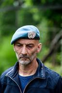 Dutchbat-veteraan Leon Kok hield PTSS over aan zijn verblijf in Srebrenica.