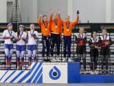 Twee keer goud voor Nederland op teamsprint