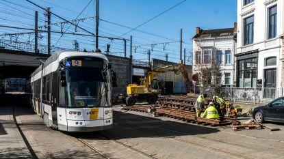 18,2 miljoen voor nieuwe tramsporen