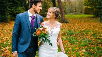 Nederlandse 'Blind Getrouwd'-bruid verkoopt haar trouwjurk en ring, en iedereen wil die kopen