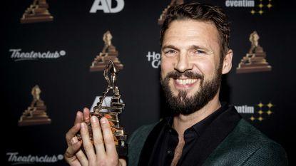 Pieter Embrechts wint als eerste Vlaming Nederlandse Musical Award