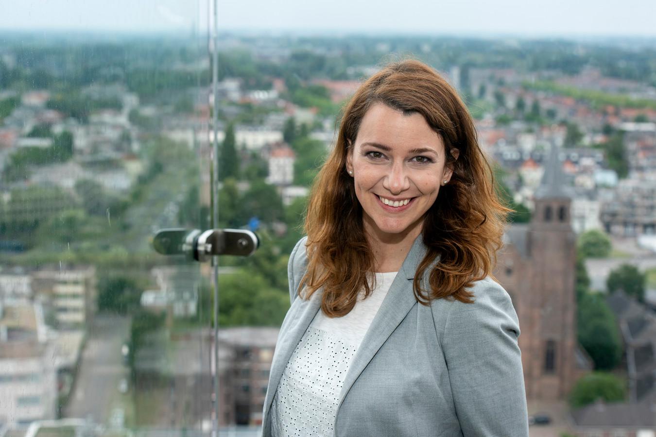 Meike Verhagen is de nieuwe directeur van de Stichting Eusebius Arnhem.