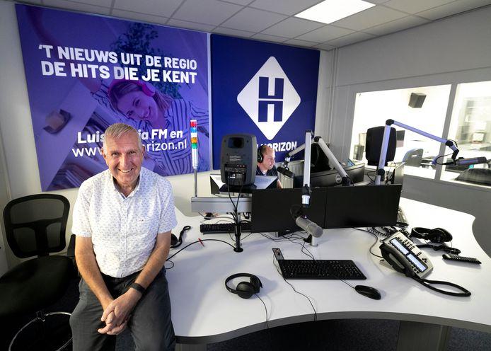 Nieuwe voorzitter RTV Horizon Jan van Tulden.