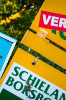 Corona deert Twentse huizenmarkt niet, prijzen blijven stijgen