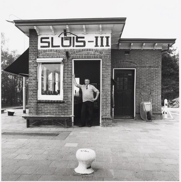 Sluiswachtersgebouw, jaartal onbekend