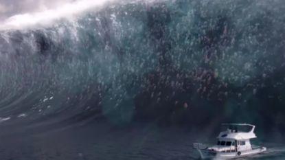 TRAILER. Na 'Sharknado': hier is de volgende belachelijke horrorfilm 'Zombie Tidal Wave'