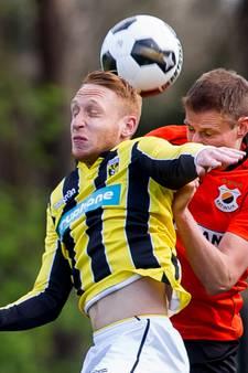 Jong Vitesse naar derde divisie op zondag