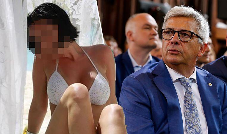 Volgens P-Magazine zou Van Dijck in de loop van 2014 'escort Lynn' aan een uitkering van meer dan 5.000 euro van het FSO hebben geholpen.