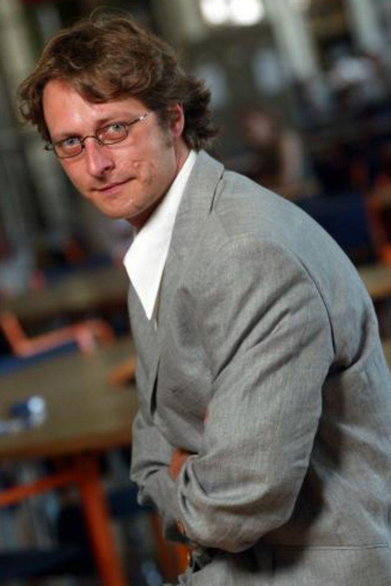 Professor Tom Decorte.