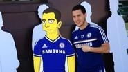 Hazard krijgt geen rol in 'The Simpsons'