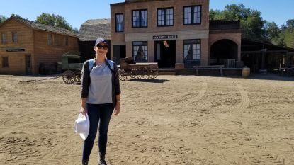 Onze Hollywoodvrouw bezoekt de Melody Ranch in LA: het decor van het tweede seizoen van 'Westworld'
