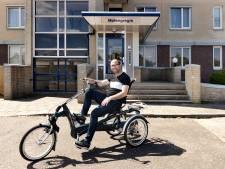 Gestolen, dure driewieler van de gehandicapte Marcel uit Aalst stond om de hoek te koop op Marktplaats