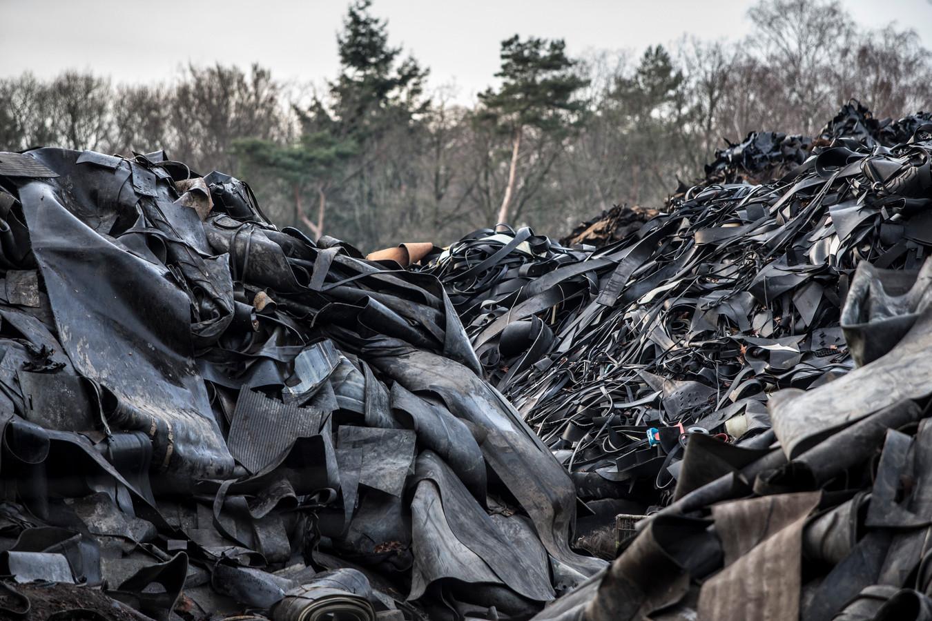 Scheggertdijk Almen, Doornberg Recycling is in onderhandeling met de gemeente omtrent een verhuizing.