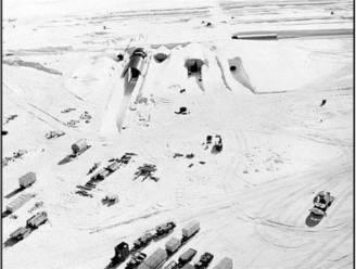 Smeltende ijskappen ontbloten gevaarlijk afval van geheime experimenten uit Koude Oorlog