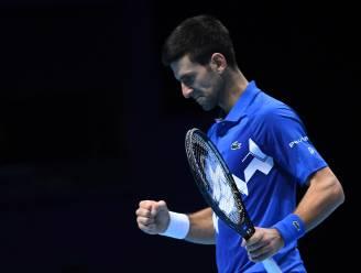 Djokovic grijpt ticket voor halve finales ATP Masters na winst tegen Zverev, Medvedev geeft geen krimp