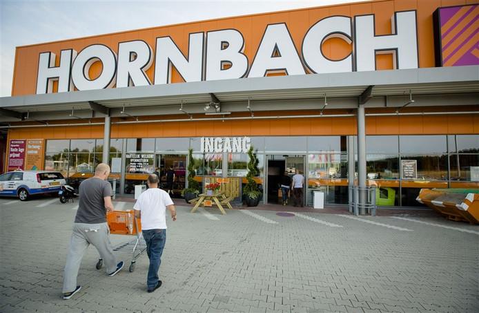 Een vestiging van Hornbach. Foto: ANP
