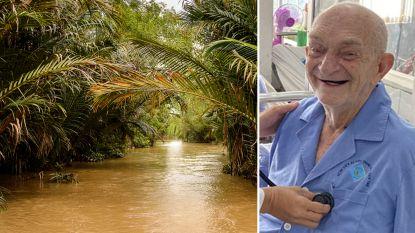 """Belg (90) krijgt hartaanval tijdens reis in Vietnam: """"Blij dat ze mij gered hebben"""""""
